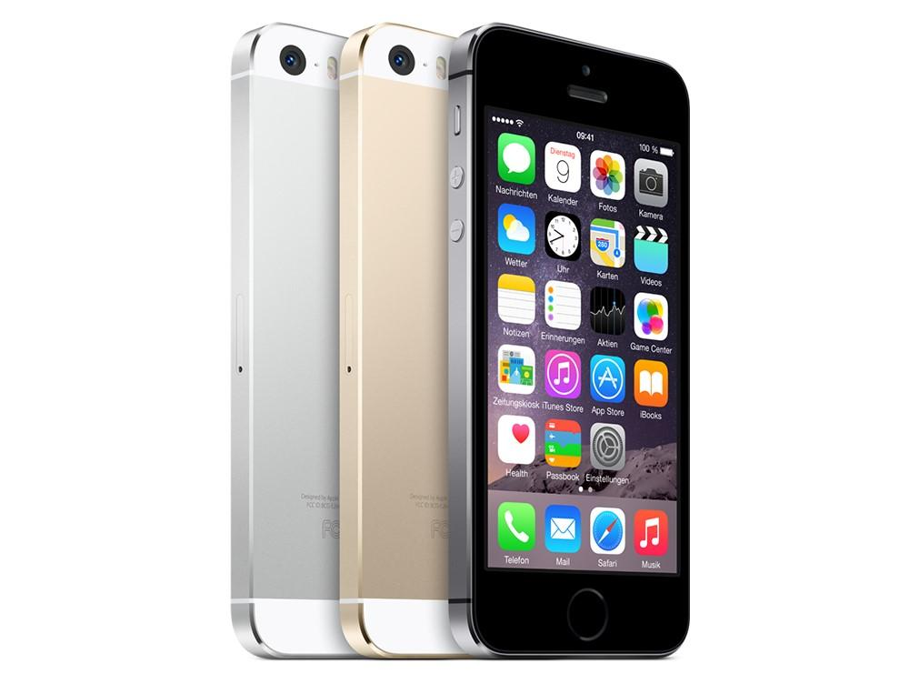apple iphone 5s silber spacegrau gold 16 gb 32 gb 64 gb. Black Bedroom Furniture Sets. Home Design Ideas
