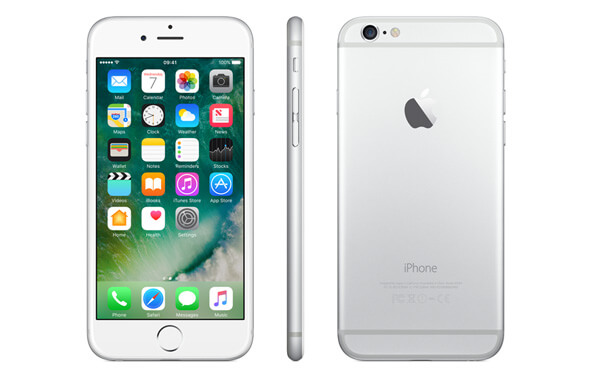 apple iphone 6 silber spacegrau gold 16 gb 32 gb 64 gb. Black Bedroom Furniture Sets. Home Design Ideas